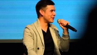 Download Lagu David Archuleta - Glorious (Songwriter Stephanie Mabey) - Rootstech Mp3