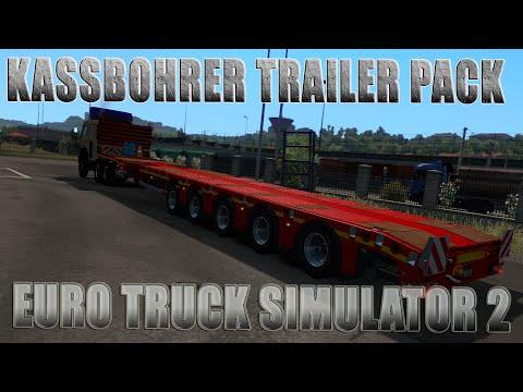 Kassbohrer Trailer Pack v1.0