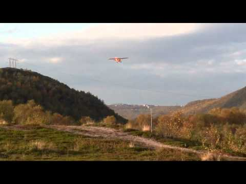Piper J3 Cub 1400mm EPO From HobbyKing