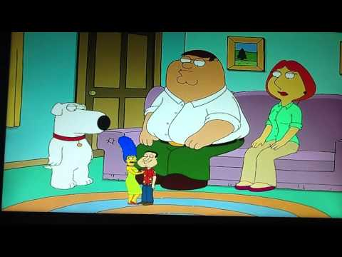 Family Guy- Simpsons