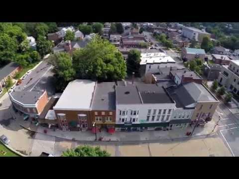 Berkeley Springs Drone Video