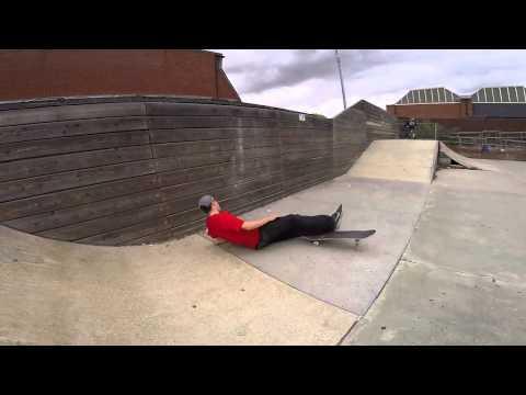 Woodbridge skate park weekend chill edit 2015 Suffolk