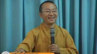 Phật học ứng dụng 08: Phật giáo và cai nghiện thuốc lá - TT. Thích Nhật Từ