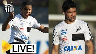 É AO VIVO! David Braz, Renato e Victor Ferraz participam de uma coletiva de imprensa, no CT Rei Pelé!Inscreva-se na Santos TV e fique por dentro de todas as novidades do Santos e de seus ídolos! http://bit.ly/146NHFUConheça o site oficial do Santos FC: www.santosfc.com.brCurta nossa página no facebook: http://on.fb.me/hmRWEqSiga-nos no Instagram: http://bit.ly/1Gm9RCSSiga-nos no twitter: http://bit.ly/YC1k82Siga-nos no Google+: http://bit.ly/WxnwF8Veja nossas fotos no flickr: http://bit.ly/cnD21USobre a Santos TV: A Santos TV é o canal oficial do Santos Futebol Clube. Esteja com os seus ídolos em todos os momentos. Aqui você pode assistir aos bastidores das partidas, aos gols, transmissões ao vivo, dribles, aprender sobre o funcionamento do clube, assistir a vídeos exclusivos, relembrar momentos históricos da história com Pelé, Pepe, e grandes nomes que só o Santos poderia ter.Inscreva-se agora e não perca mais nenhum vídeo! www.youtube.com/santostvoficial-------------------------------------------------------------** Subscribe now and stay connected to Santos FC and your idols everyday!http://bit.ly/146NHFUVisit Santos FC official website: www.santosfc.com.brLike us on facebook: http://on.fb.me/hmRWEqFollow us on Instagram: http://bit.ly/1Gm9RCSFollow us on twitter: http://bit.ly/YC1k82Follow us on Google+: http://bit.ly/WxnwF8See our photos on flickr: http://bit.ly/cnD21UAbout Santos TV: Santos TV is the official Santos FC channel. Here you can be with your idols all the time. Watch behind the scenes, goals, live broadcasts, hability skills, learn how the club works, exclusive videos, remember historical moments with Pelé, Pepe and all of the awesome players that just Santos FC could have. Subscribe now and never miss a video again! www.youtube.com/santostvoficial