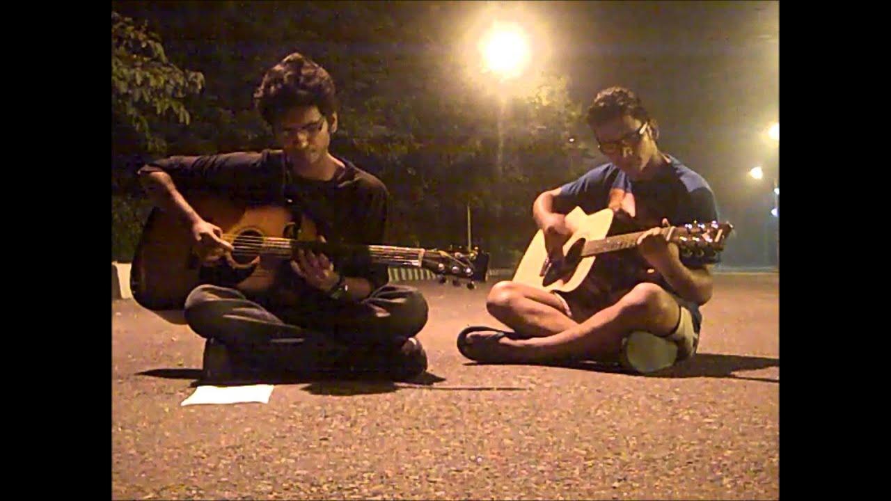 dilko tumse pyar hua…(RHTDM) unplugged guitar cover…………
