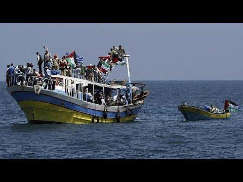 Σαλπάρει για τη Γάζα ο τρίτος Στολίσκος Ελευθερίας
