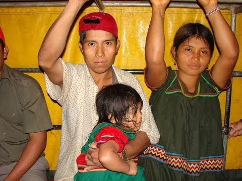 Migraciones indígenas en Panamá