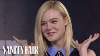 """Elle Fanning Becomes """"Ray"""" in the Most Important Role She's Ever Played"""