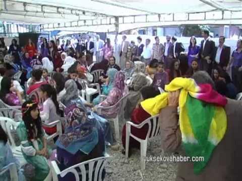 Yüksekova Düğünleri (15-16 Haziran 2013)