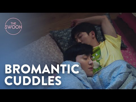 Nam Joo-hyuk and Kim Seon-ho share a blanket for the night | Start-Up Ep 9 [ENG SUB]