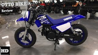 8. Wow Amazing!!!2018 Yamaha PW50 Price & Spec