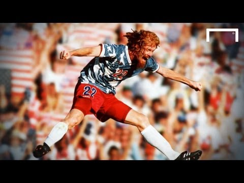 Alexi Lalas: USA earned respect in 94' | World Cup Memories