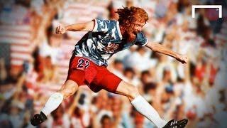 Alexi Lalas spricht über die WM 1994