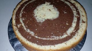 Sponge Cake (Tiger Black Forest Cake) King Chef Shahid Jutt