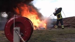 Equipo portátil para la lucha contra incendios FAS Ultra
