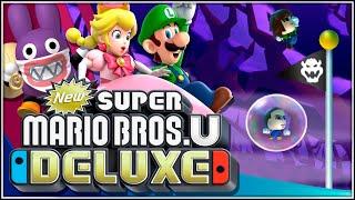 Sin piedad!!!   20   New Super Mario Bros. U Deluxe (New Super Luigi U)