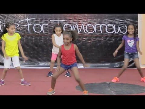 Watch me whip dance | Wadmedani English School | TEDxWadMedani