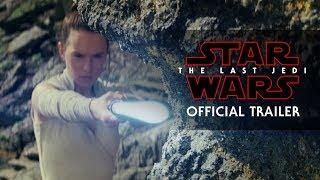 Video Star Wars: The Last Jedi - Official New Trailer | UK MP3, 3GP, MP4, WEBM, AVI, FLV Desember 2017