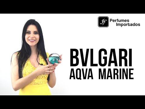 Perfume Bvlgari Aqva Pour Homme Marine - Eau de Toilette