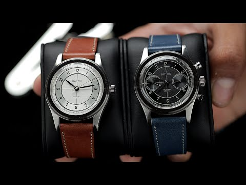 The Most Beautiful Watches Under $500   New Baltic HMS 002 & BI-COMPAX 002