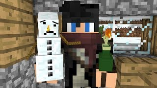 Snowman Life - Minecraft Animation