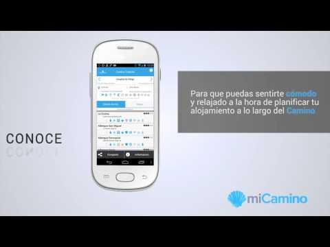 Video of my Camino de Santiago Mobile