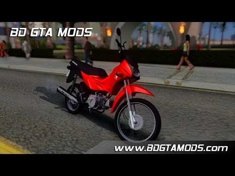 GTA SA - Honda POP 110i