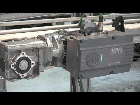 SINAMICS G110M Motor Integrated Drives for SIMOGEAR Gear Motors