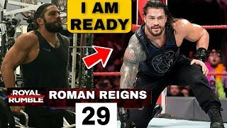 Nonton Roman Reigns Is Ready For Royal Rumble   Roman Reigns Returning In Royal Rumble  Wwe Sd Live 15 Jan  Film Subtitle Indonesia Streaming Movie Download