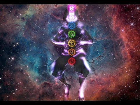 10 Minute Chakra Meditation by Avatar Aang & The Guru
