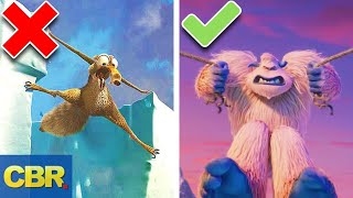 Video 10 Reasons Why Smallfoot Will Be BETTER Than The Ice Age Movies MP3, 3GP, MP4, WEBM, AVI, FLV September 2018