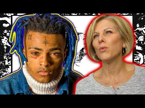 Mom REACTS to XXXTENTACION - SAD! & CHANGES (видео)