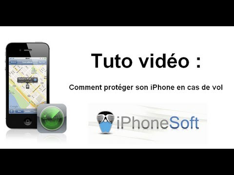 comment activer localiser iphone a distance