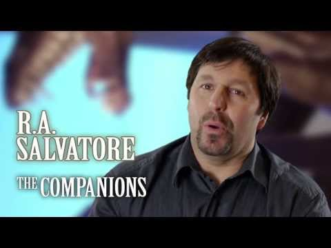 RA Salvatore - R.A. Salvatore discusses his latest novel, The Companions, and looks back at collaborating with the other authors of the Forgotten Realms.