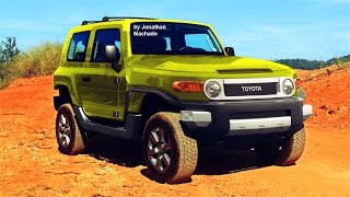 4. MAKING OF Novo Toyota Bandeirante 2018 #TOYOTA