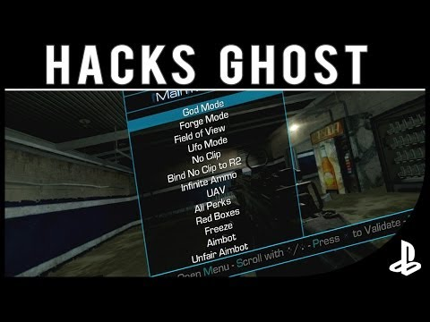 ► HACK GHOST : Project Freedom V2 By Seb5594