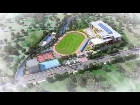 Edify School Amravati  Walkthrough (видео)