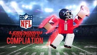 Video Roblox Legendary Football Compliation MP3, 3GP, MP4, WEBM, AVI, FLV Oktober 2017