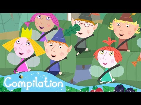 Ben - Episode 1 - Gaston The Ladybird 0:00-10:36 Holly and Ben think Gaston the Ladybird is sad so they try and cheer him up by tidying his cave. But Gaston liked ...