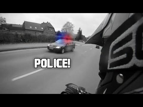 Dirt bike chase [YZ450F]