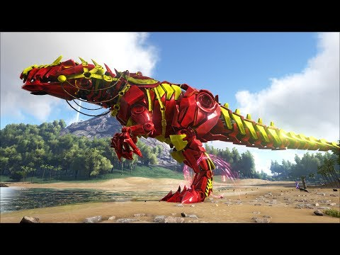 ARK SURVIVAL EVOLVED #35: Giganotosaurus khổng lồ Siêu đẹp - Thời lượng: 32:01.