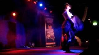 Sarina Australia  City new picture : Sarina Del Fuego performing at Australian Burlesque Festival 2010