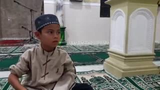 Video MASYAALLOH.. Suara Merdu Santri Cilik (Usia 8 Tahun) yang Hafidz Al Qur'an MP3, 3GP, MP4, WEBM, AVI, FLV Juli 2018