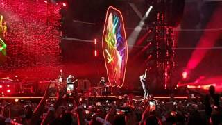 Coldplay - Intro + A Head Full Of Dreams live@San Siro (Milano) - 3 Luglio 2017 [HD]