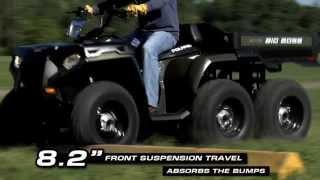 2. Polaris ATV SPORTSMAN BIG BOSS 6X6 800