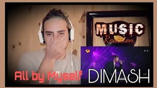 Video DIMASH, All by Myself. MP3, 3GP, MP4, WEBM, AVI, FLV Januari 2019