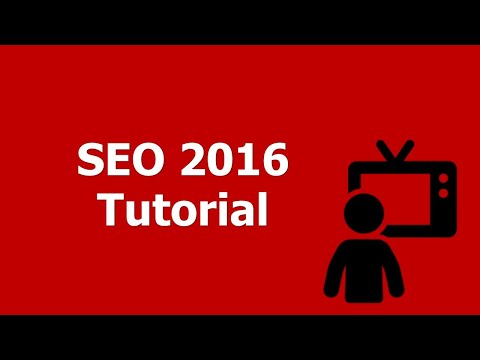 SEO Tutorial & Guide 2016 - Top 10 Tips, Tools & ToDo ...