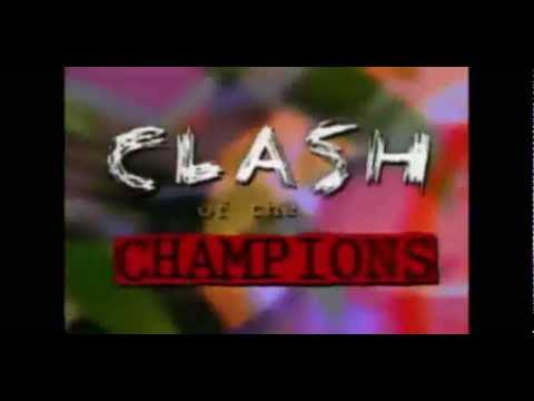 WWE 12 Clash of the Champions Intro