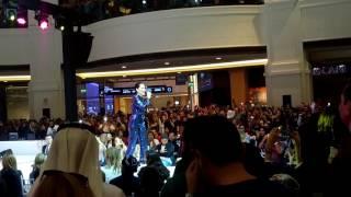 Flashlight - Jessie J Live acoustic performance at Mall of the Emirates Dubai