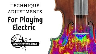FCTR: Electric Violin Technique